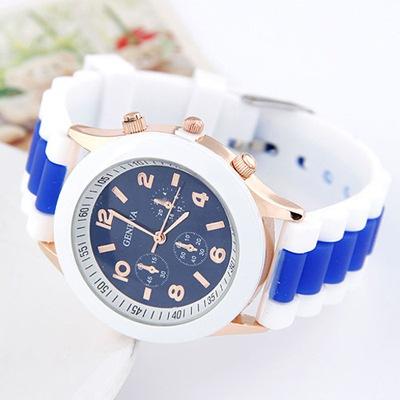 Jam Tangan Candy Color Simple Design T67DFA