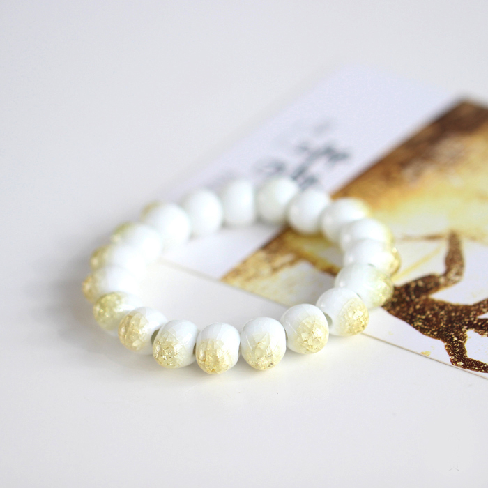 Gelang Fashion Ceramic porcelain bracelet J4U189