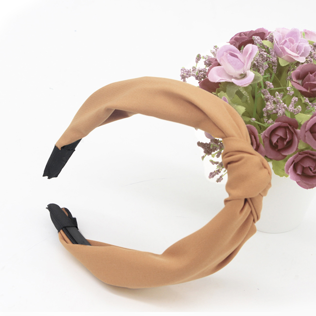 The middle of the knot hairband J4U462