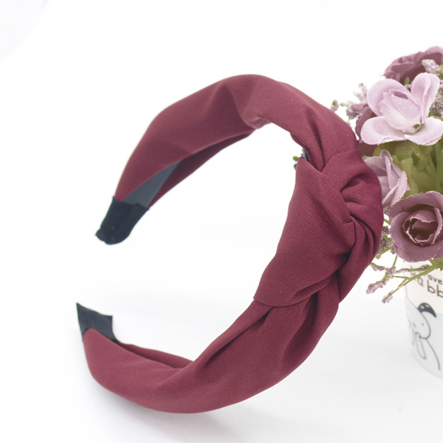 The middle of the knot hairband J4U465