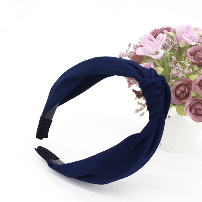 Bando & Ikat Rambut The middle of the knot hairband J4U467