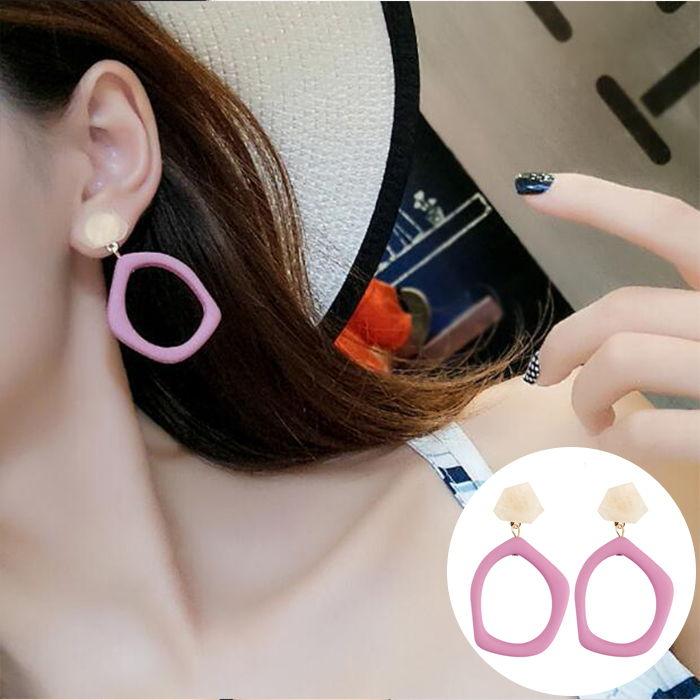 Anting Korea multi-layer earrings simple earrings Bohemian Europe and the United States  JUL570