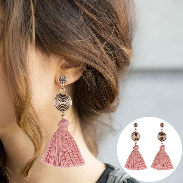 Anting Korea Bohemian new popular earrings  JUL581