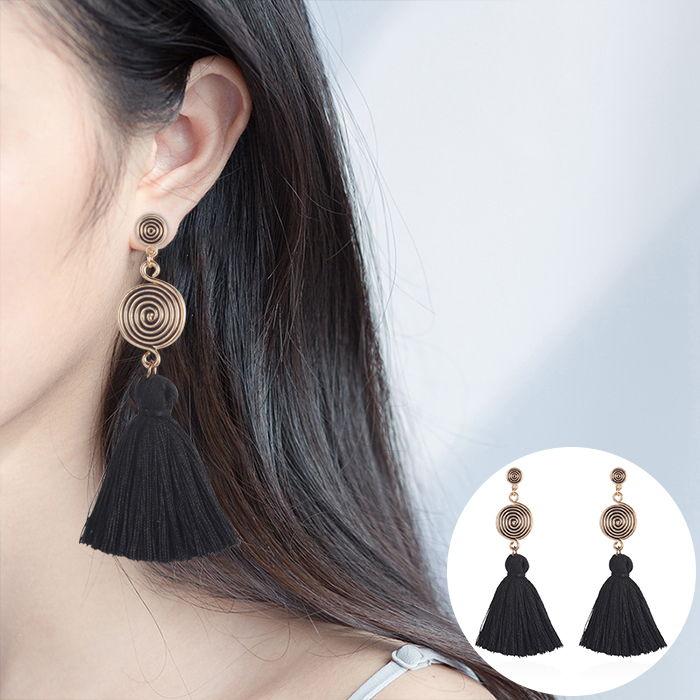 Anting Korea Bohemian new popular earrings  JUL582