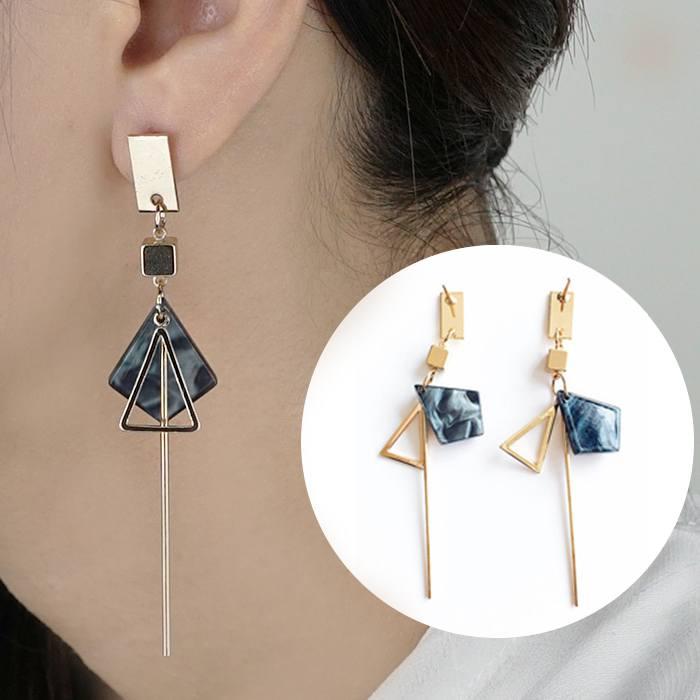 Anting Long Earrings Earrings Pendants AP2088