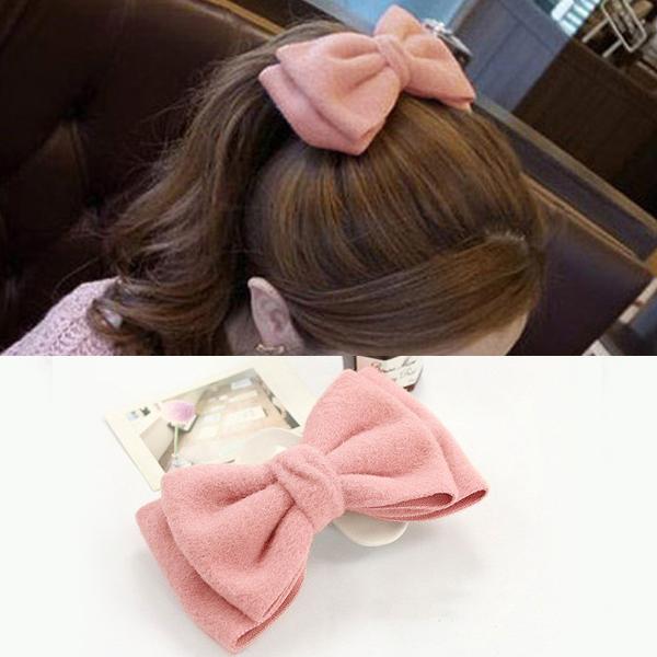 Bow knot hair clip AP2307