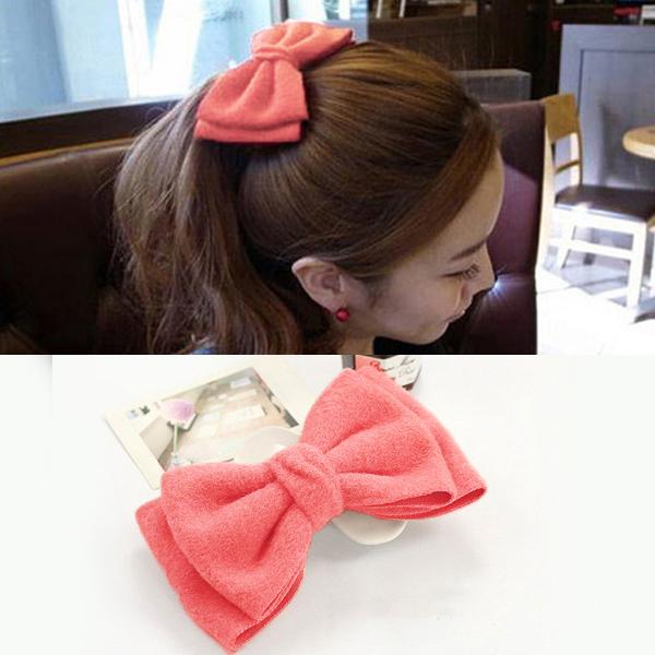 Bow knot hair clip AP2308