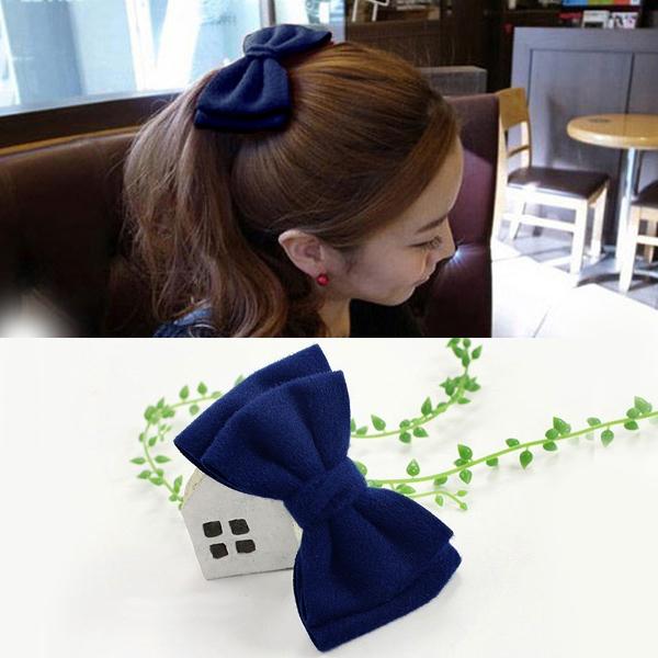 Bow knot hair clip AP2311