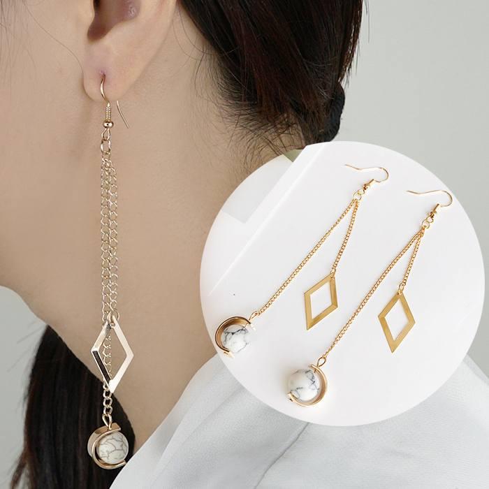 Anting Earrings Pendant Earrings Wild AP2432