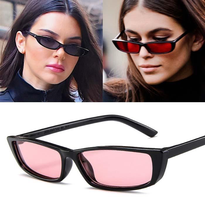Retro small square sunglasses AP3176