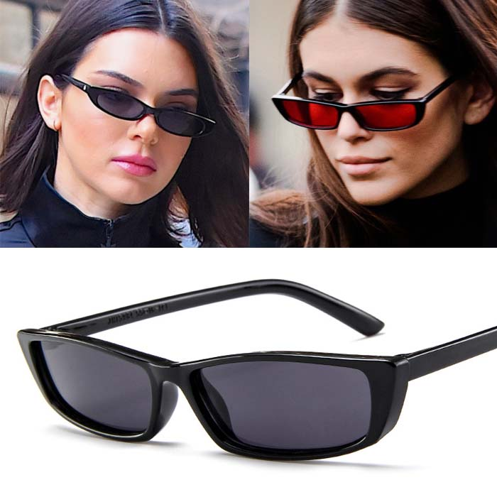 Retro small square sunglasses AP3177