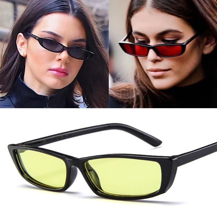Retro small square sunglasses AP3178