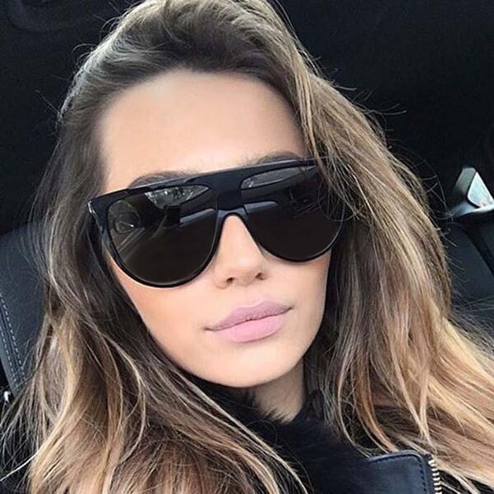 Retro big frame sunglasses AP3179
