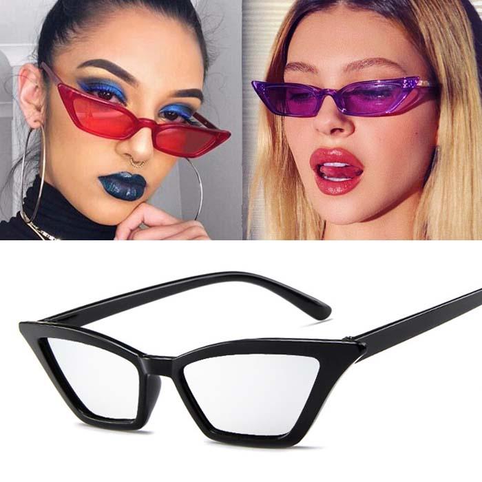 Retro transparent sunglasses AP3181