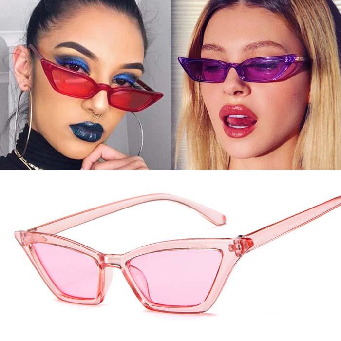 Kacamata Retro transparent sunglasses AP3184
