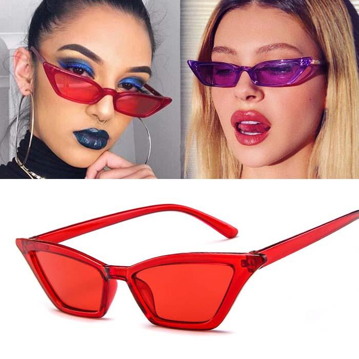 Kacamata Retro transparent sunglasses AP3185