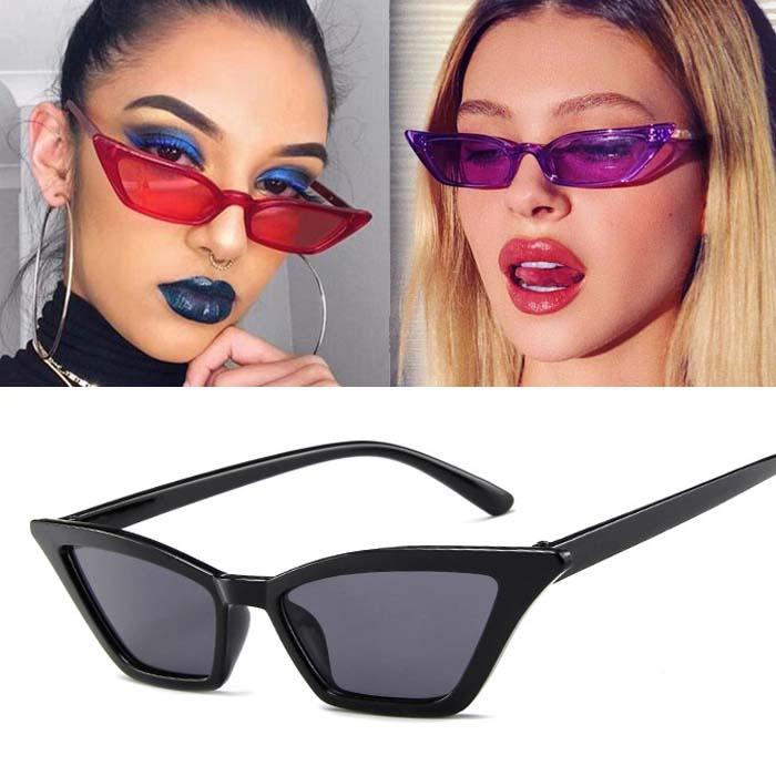 Retro transparent sunglasses AP3186
