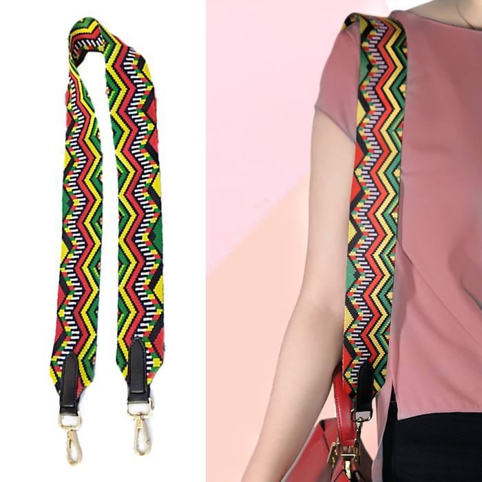 Tas Multicolor Strap Bag AP3385