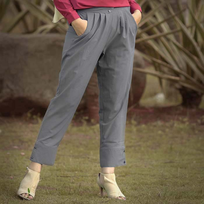 Pakaian Almeira women drape pants APS001