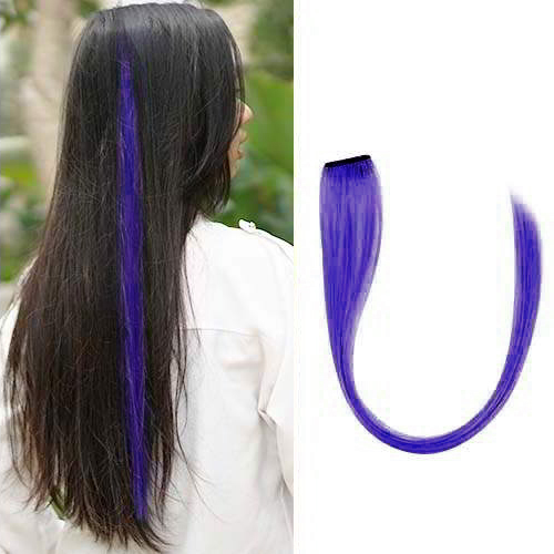Wig Dan Hair Extension Strike Highlight Hair Clip J4U432