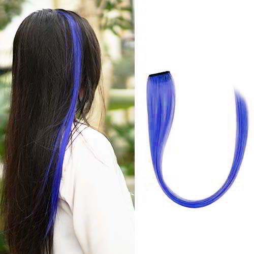Wig Dan Hair Extension Strike Highlight Hair Clip J4U439