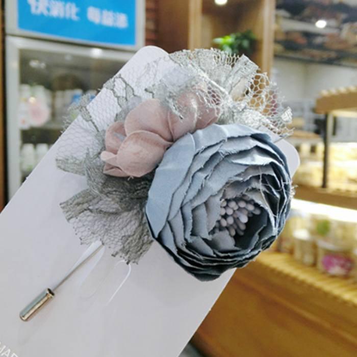 Bross Fashion Pin Brooch Collar Needle JU1004