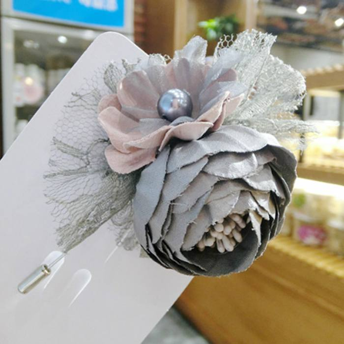 Bross Fashion Pin Brooch Collar Needle JU1005