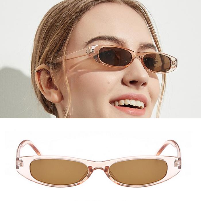 Kacamata Small Lens Sunglasses Jelly JU1205