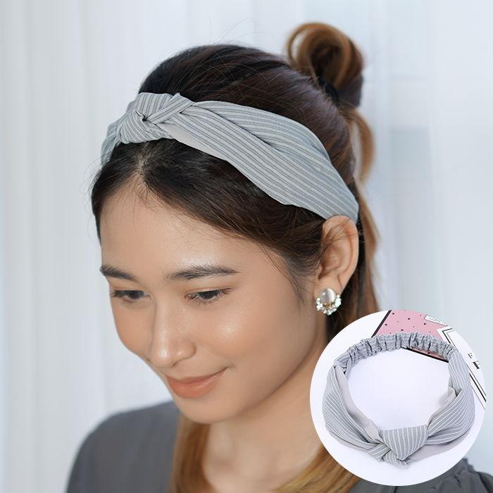 Bando & Ikat Rambut 2019 Korean version of the new winter hair band AG5292