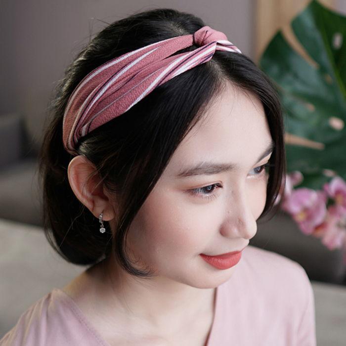 Bando & Ikat Rambut New headband elastic ladies AG5614