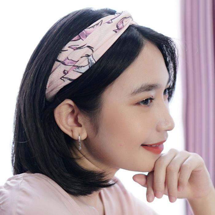 Bando & Ikat Rambut New hair band ladies models korea  AG5625