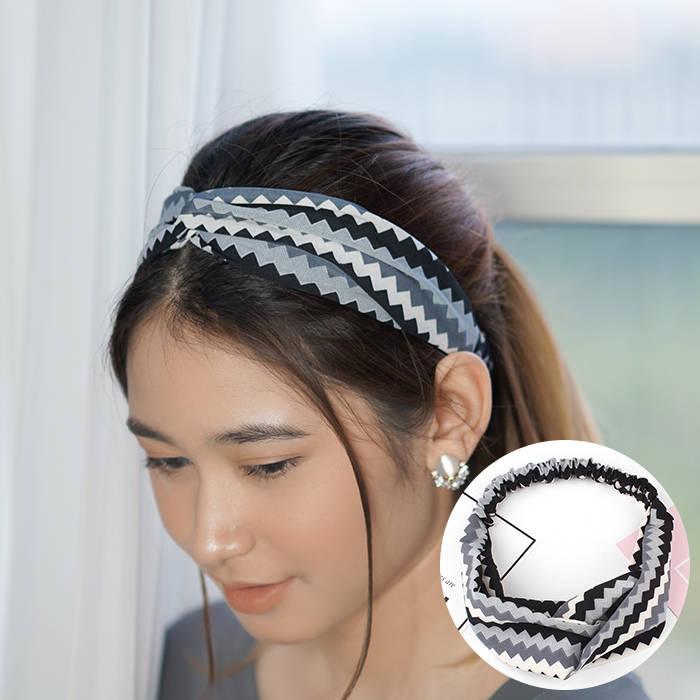 Bando & Ikat Rambut New  fabric hair band ladies headband,headband yoga sports AG5637