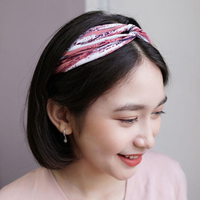 Bando & Ikat Rambut Headband female 2019 new Korean version handmade AG5645