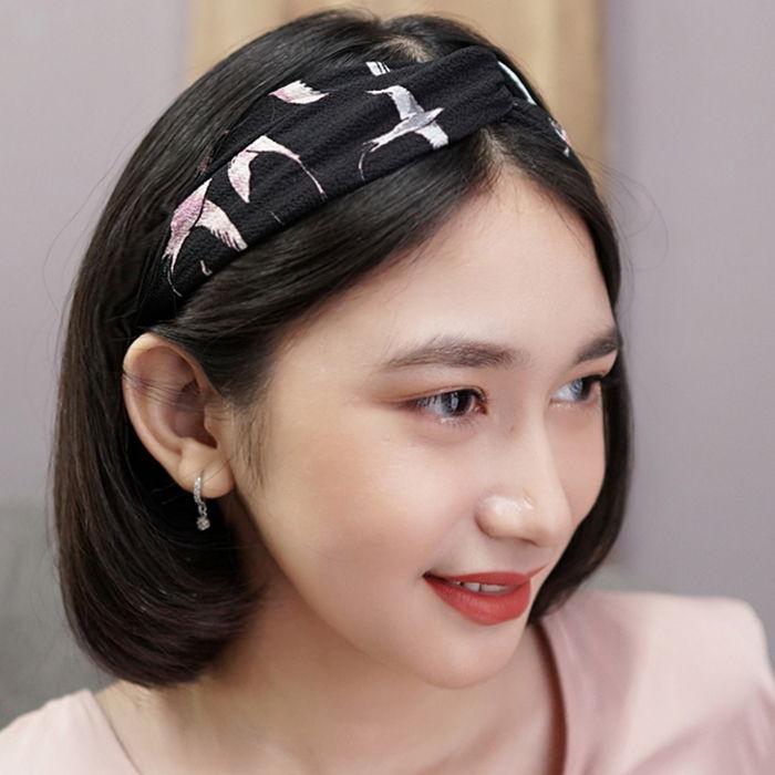 Bando & Ikat Rambut New headband  ladies sport korea version AG5671