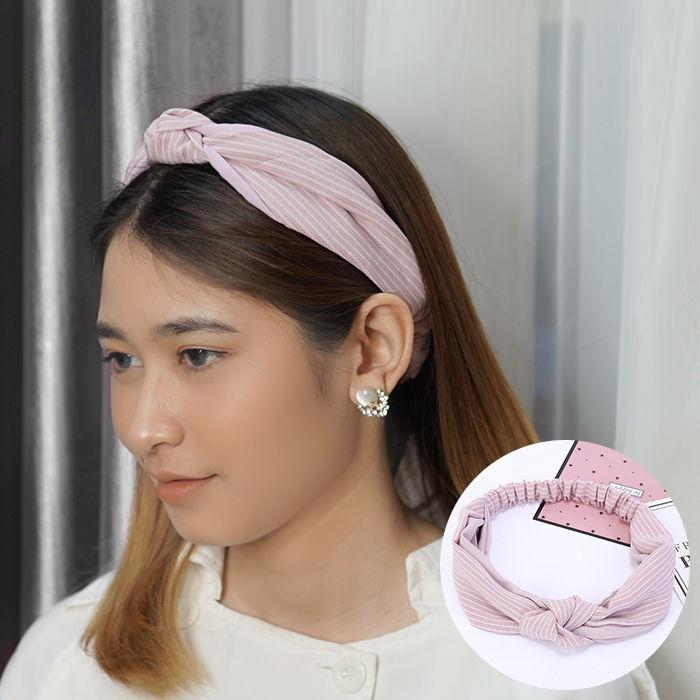 Bando & Ikat Rambut 2019 Korean version of the new winter hair band AG5678