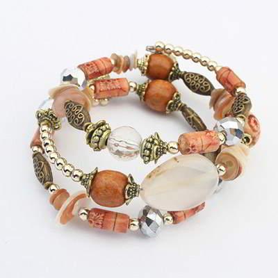 gemstone decorated multilayer design Forever21