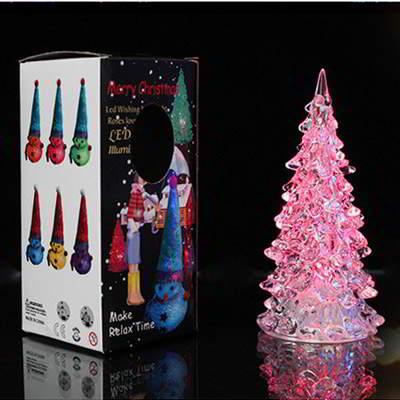 tree shape LED light - Christmas event RA8C7E
