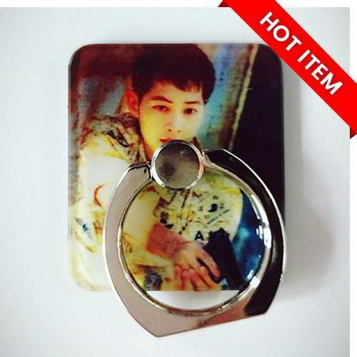 Aksesoris Handphone Song joong ki pattern ring buckles DOTS Descendants of the sun RAE6AC