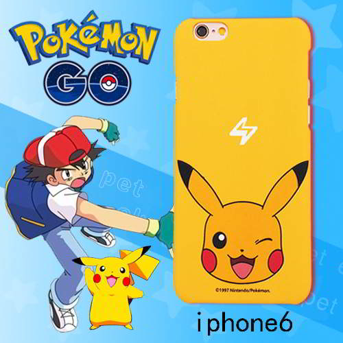 Aksesoris Handphone  Pokemon monster pattern ipone6s cases RB5A58