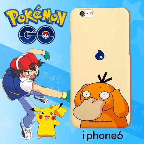 Home Health & Beauty  Pokemon monster pattern ipone6s cases RB5A55