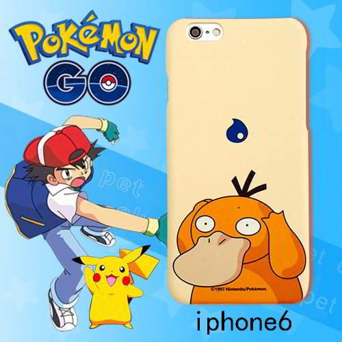 Aksesoris Handphone  Pokemon monster pattern ipone6s cases RB5A55