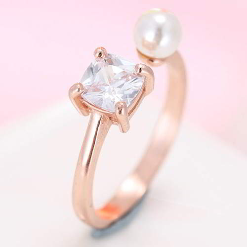 Cincin Korea diamond bead  T5ACFB