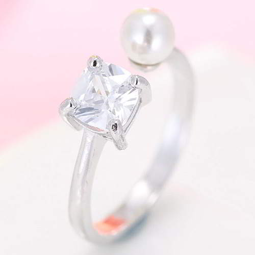 Cincin Korea diamond bead  T5ACFD