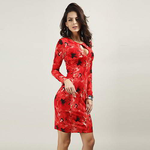 Dress Panjang RB5788