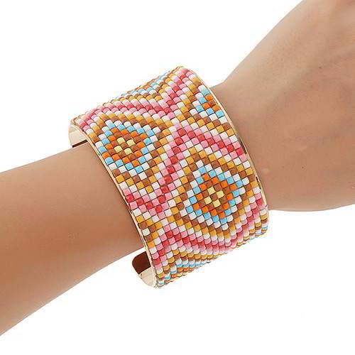 Forever21 Bohemian diamond shape pattern
