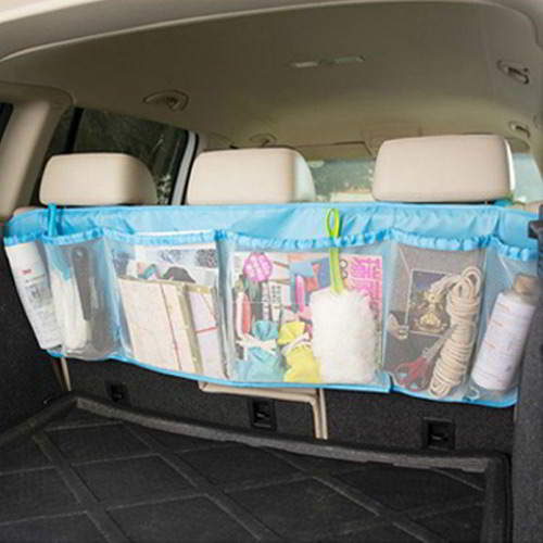 net yarn vehicle mounted storage bag RC665F