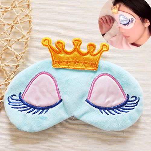 Home Health & Beauty Korean Candy Crown Eye Cover PM2CCB