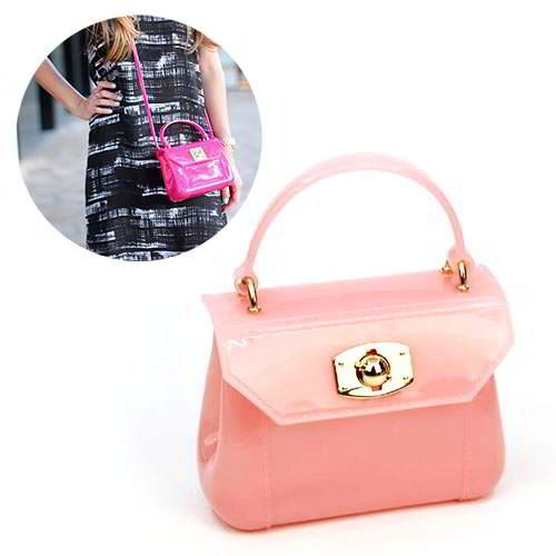 Furla jelly Childrens bag portable FURL21