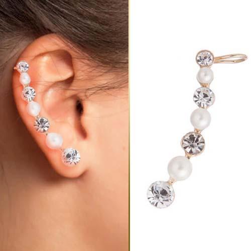 diamond studs stars earrings JUN055
