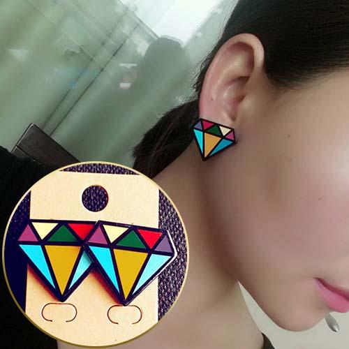 small animals cute earrings JUN120